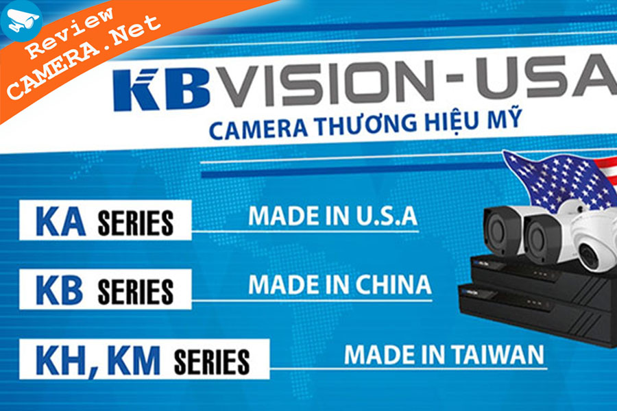 Hãng camera Kbvision