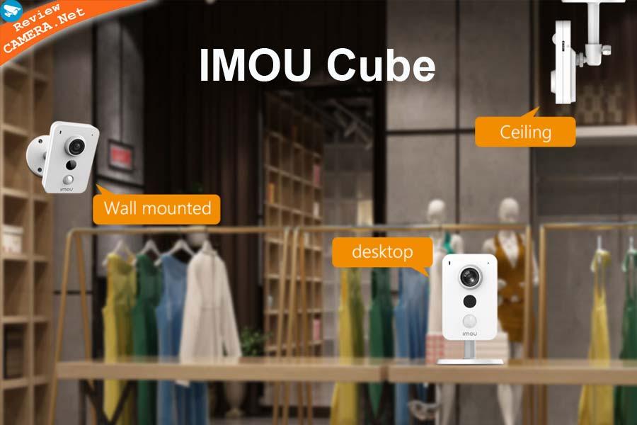 Imou Cube IPC-K42P 4.0 Megapixel
