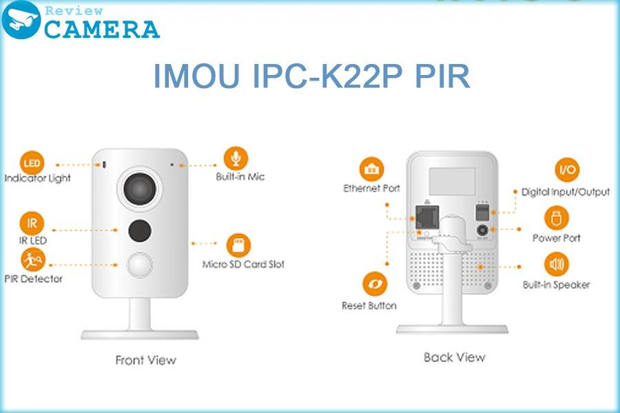 IMOU IPC-K22P PIR