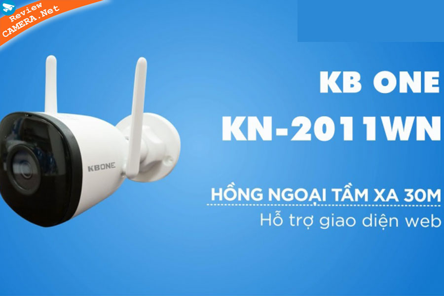 Camera IP wifi KN-2011WN
