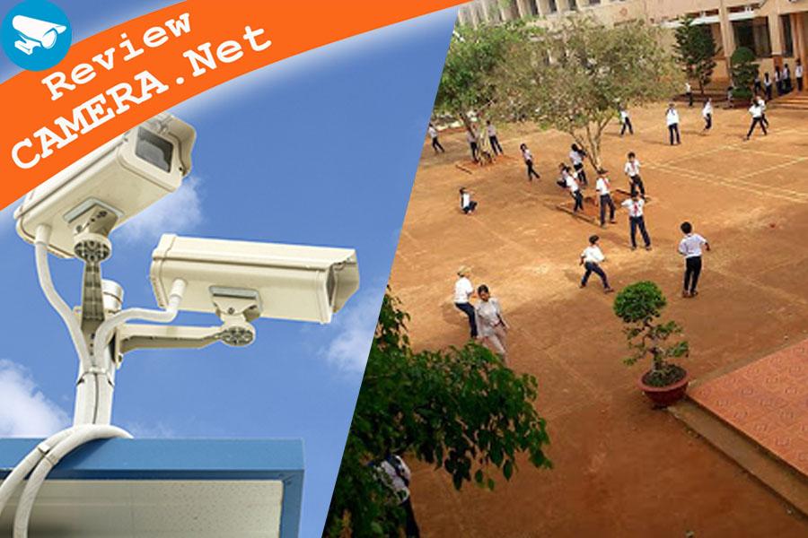 Những lợi ích khi lắp đặt camera cho trường học. Giải pháp nào là tốt nhất