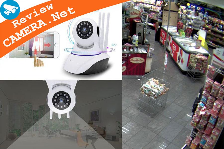 Lắp camera giám sát cửa hàng