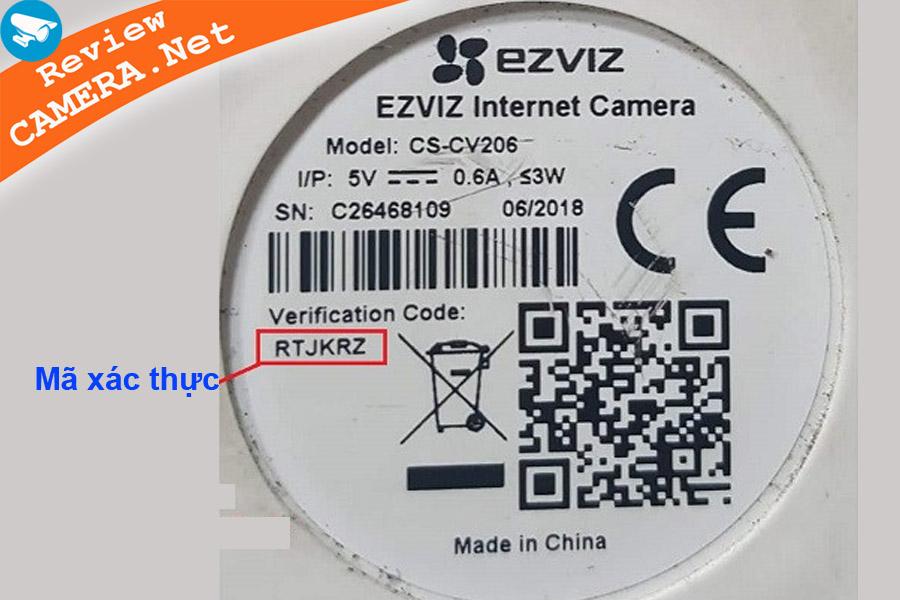 Mã hóa hình ảnh camera wifi