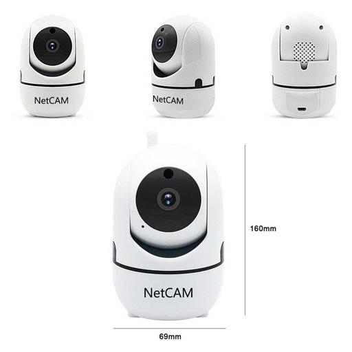 Camera-wifi-netcam