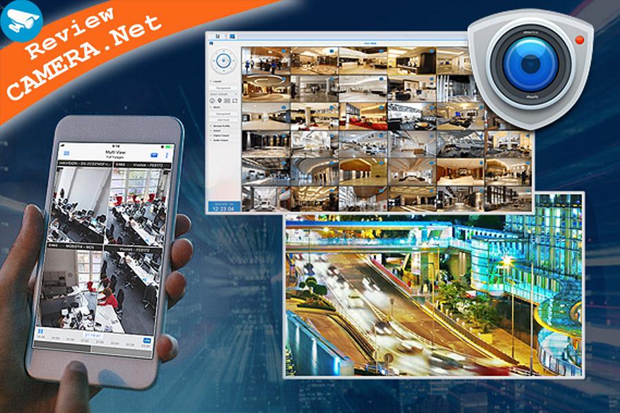 Những phần mềm chuyên dụng cần thiết cho camera Kbvision