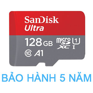 Thẻ nhớ Sandisk cho camera