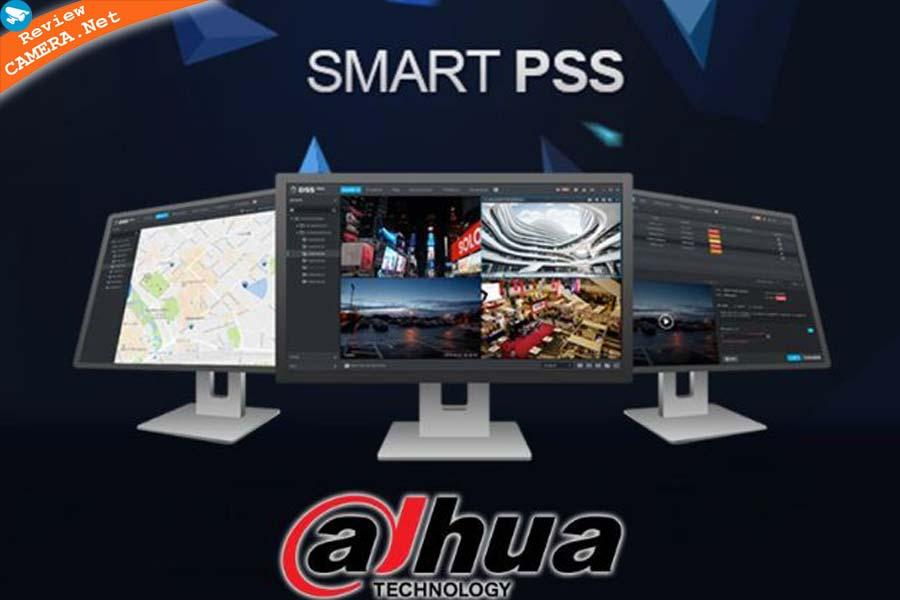Hướng dẫn chi tiết cài đặt và sử dụng Smart Pss để xem và quản lý Camera Dahua trên máy tính
