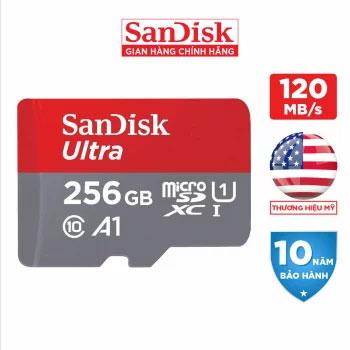 Thẻ nhớ Camera Sandisk