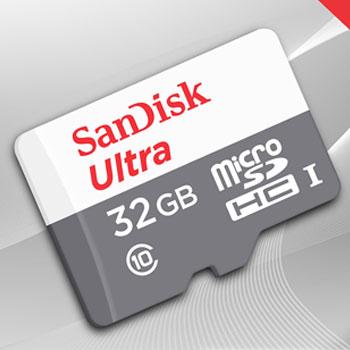 Thẻ nhớ Sandisk chính hãng