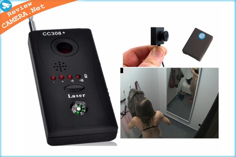TOP 5+ thiết bị phát hiện Camera quay lén nguy hiểm và dò tìm máy nghe lén, thiết bị định vị GPS