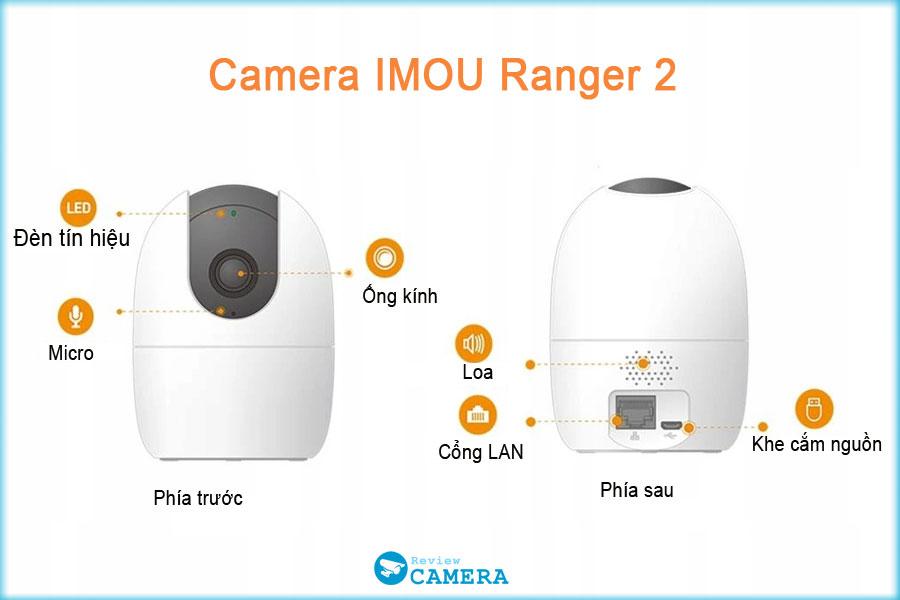 Camera wifi Imou