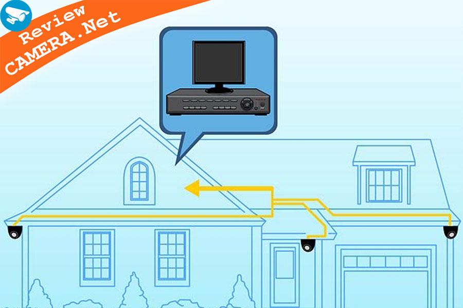 Kinh nghiệm chung khi lắp đặt camera giám sát cho những ngôi nhà khác nhau