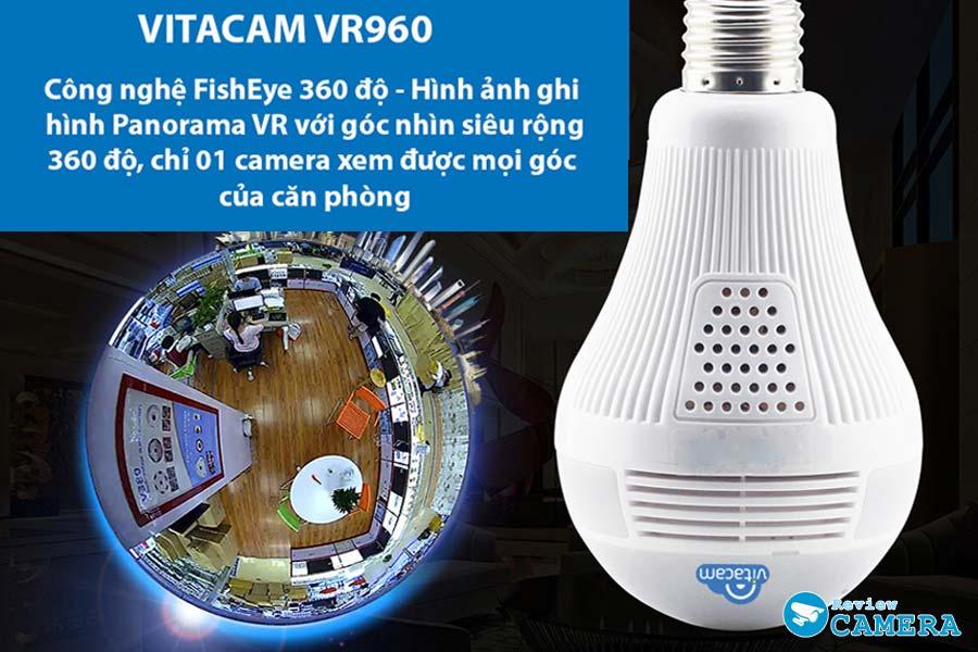 Vitacam vr960