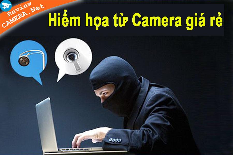 Đừng lãng phí tiền bạc vào những chiếc camera wifi giá rẻ